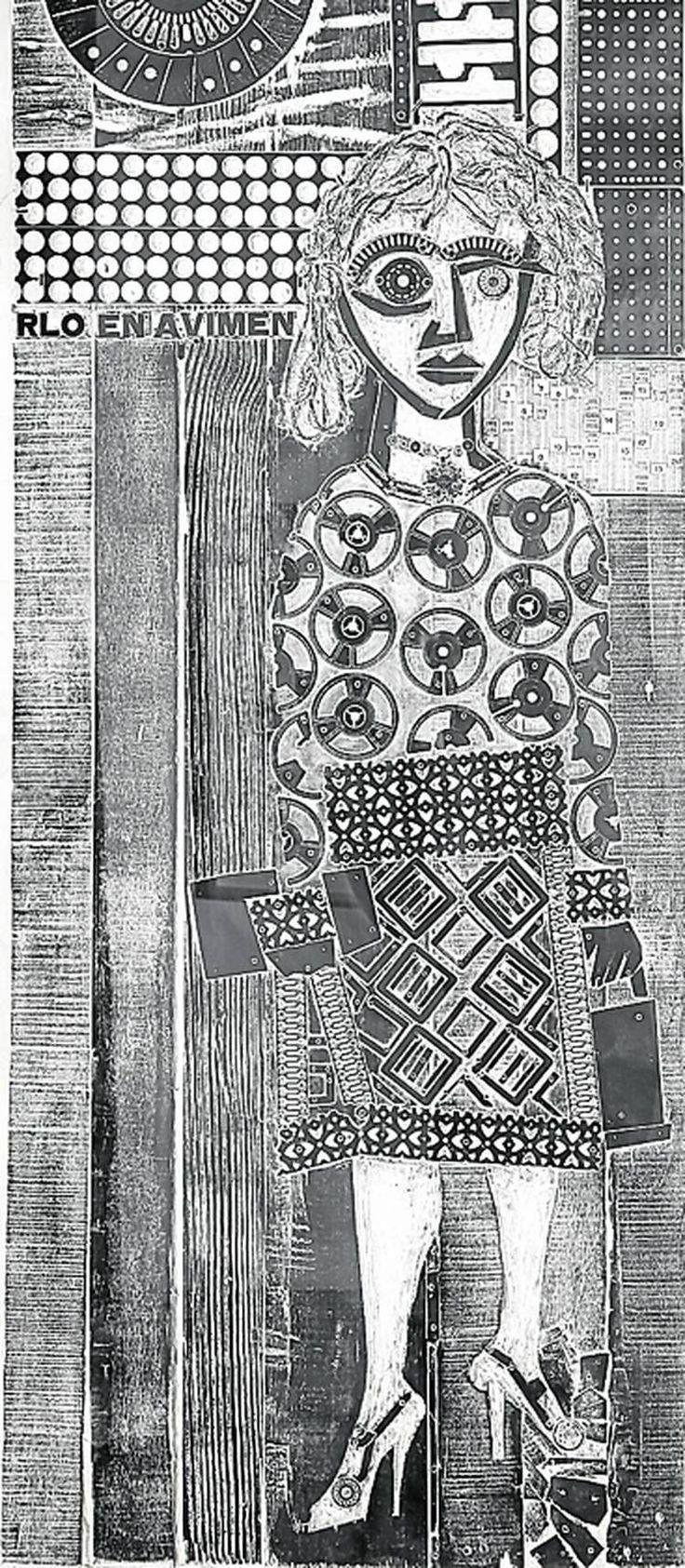 Resultado de imagen para berni grabado