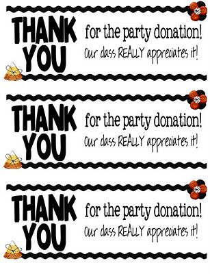 32 best Thank You Notes images on Pinterest Fundraising ideas - writing donation thank you letters