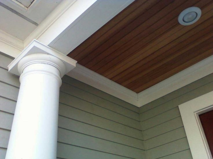 17 best images about basement ceiling on pinterest for Exterior beadboard porch ceiling