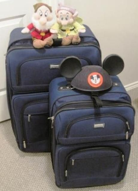 "packing tips:  I have some time-saving tips I would love to share with you. Whether you are a frequent visitor to ""the World"" or if you are planning your first magical visit, I hope you will find this information helpful. Up on the top shelf of my closet, I have what I refer to as my Disney Trunk."