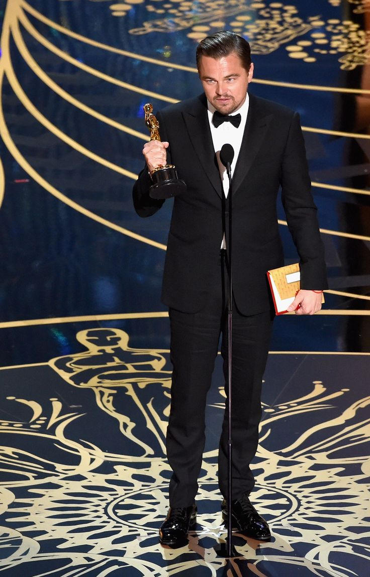 See unforgettable photos of the night's big winners at the 2016 Oscars!