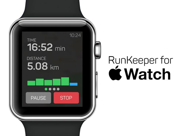 The main goal here was to get rid of all unnecessary functions and keep only those who are essential for the application.  Check out the entire design concept on Behance: http://on.be.net/17yUKeG  #apple #applewatch #iwatch #runkeeper #mobile #app #ui #ux #userexperience #userinterface #design #ios #iphone #running #androidwear #moto360 #application #gps #fitness #calories #workout #tracker #fitbit #jawbone