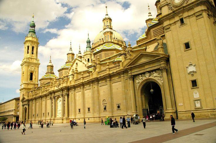 Fotos de: Zaragoza - Catedral - Basílica de Nuestra Señora del  Pilar