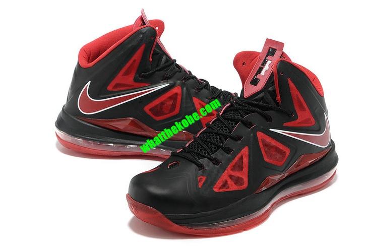Nike Zoom Lebron 10 X Shoes Red/Black, cheap Nike Lebron If you want to  look Nike Zoom Lebron 10 X Shoes Red/Black, you can view the Nike Lebron  categories, ...
