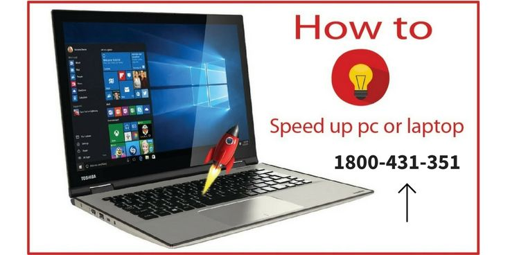"There are tips mentioned here for Speeding up the Performance of your Toshiba Device. Just call at <a href=""https://toshiba.repairscentre.com.au/"">Toshiba Repairs Number</a> 1800-431-351."