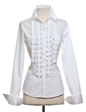9.22.08: The White Shirt   New York Social Diary