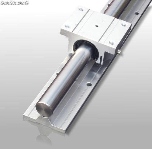 Guía lineal sbr 16 mm y 20 mm fresadoras cnc