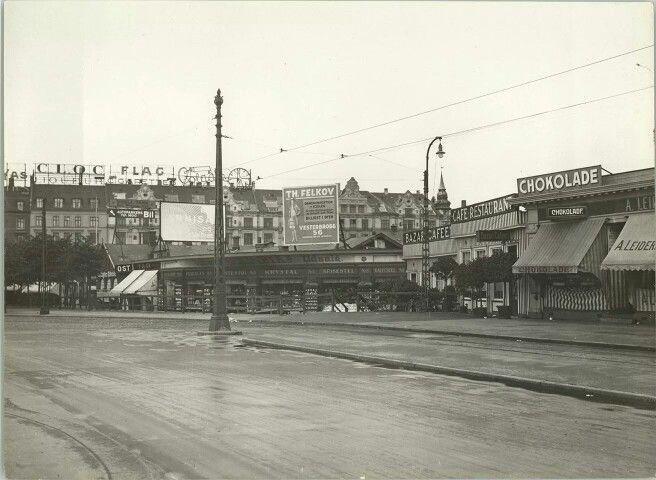 Vesterbrogade 1930