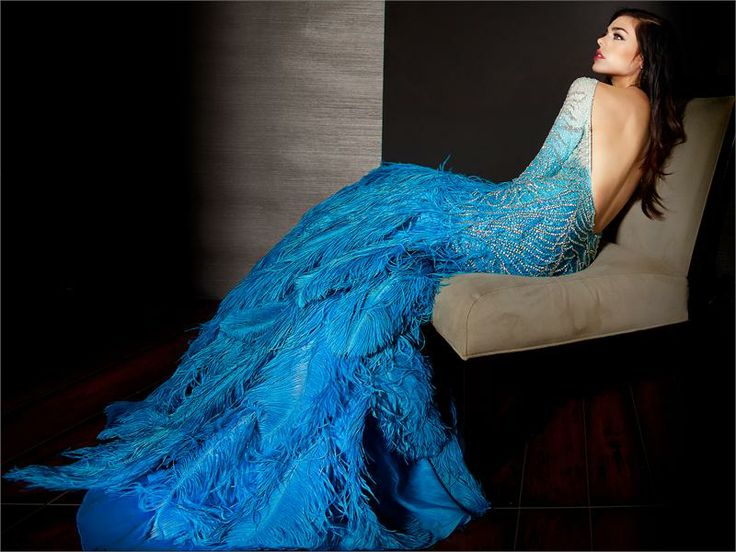 Peacock Gown: Fashion, Style, Blue, Pageant Gowns, Prom Dresses, Pageants, Pageant Dresses, Peacock Gown