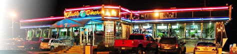 Day 2/Dinner: Frederick, MD - Double T Diner