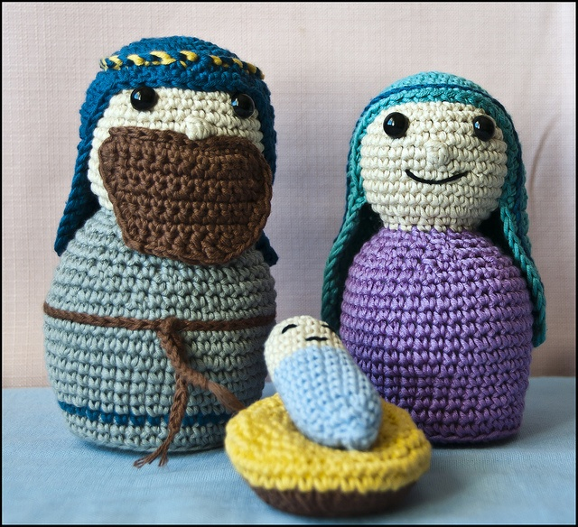 Belen Nativity Amigurumi : 17 Best images about Nativity crochet on Pinterest ...