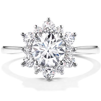 Disney Princess-Inspired Engagement Rings - Style Me Pretty                                                                                                                                                                                 More