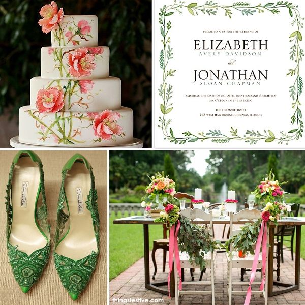 French Garden Wedding (cyber Week Savings Continue For Wedding And Holiday  Decor And Gifts #