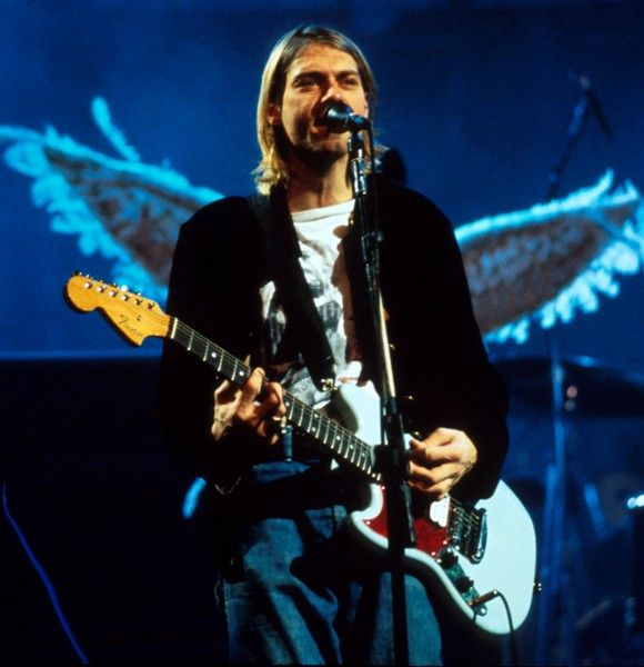 Kurt CobainFor any '90s child, Kurt Cobain's 1994 suicide was a defining moment, but for the conspiracy-minded, it was an all-around suspicious event. Some Nirvana fans claim that Cobain was in fact murdered, and they point to evidence such as the fact that Cobain had too much heroin in his system to manipulate the shotgun that killed him and an alleged lack of gunpowder on his hands.