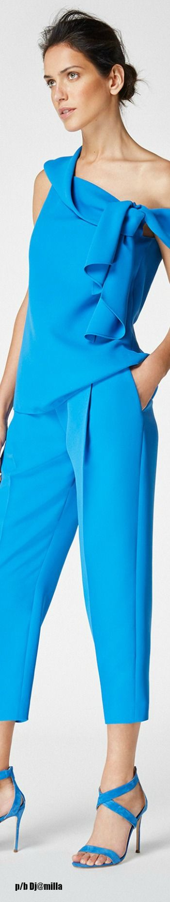 Carolina Herrera - Resort 2017