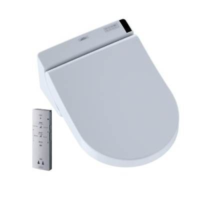 Toto SW2047T20#01 Connect Elongated Seat Washlet with Wireless Remote