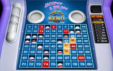 Keno is here! This classic Instant Win-style game is a favorite among fixed-odds gamers. When you think about betting a small amount to win a large amount, Keno is one of the first games that come to mind! WinnersIsland.com offers a beautifully designed 3D version of this great game. ## Visit: http://www.winnersisland.com/?aid=4=456