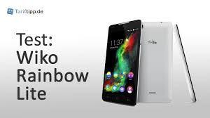 Risultati immagini per wiko rainbow lite 4g