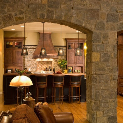 17 best ideas about interior stone walls on pinterest - Archway designs for interior walls ...