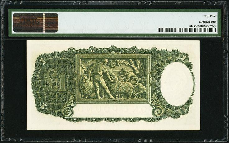Australia Commonwealth of Australia £1 ND (1938) - 2