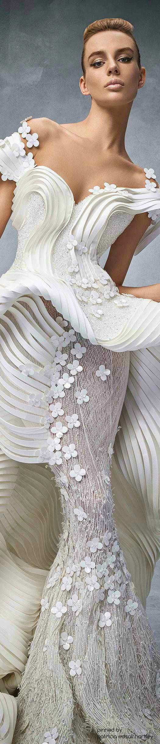 Sparkling Couture' from South East Asia -Ziad Antoun