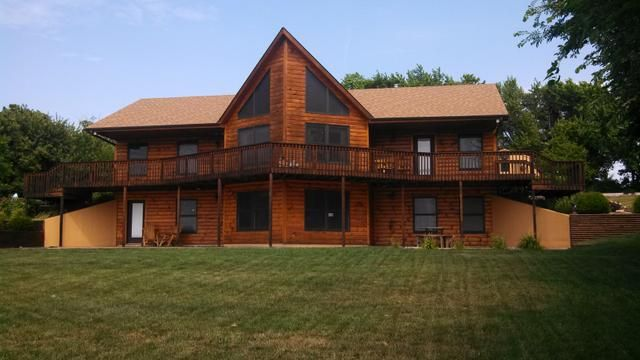 Beautiful Country Log Home Our Life Livin 39 Pinterest