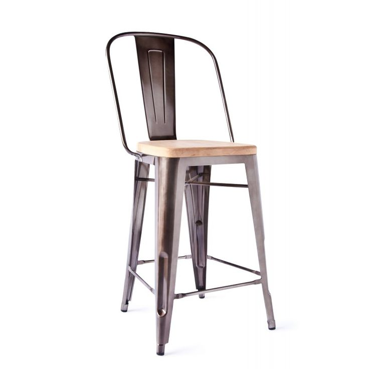 17 best images about home decor on pinterest chairs industrial and furniture - Marais counter stool ...