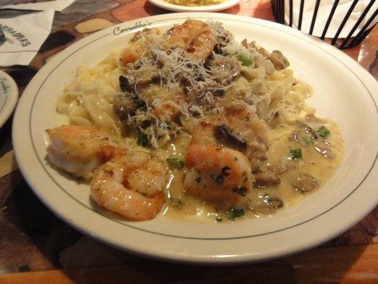 Carrabba's Pasta Weesie recipe at http://tablesidefoodie.com/carrabbas-italian-grills-pasta-weesie/