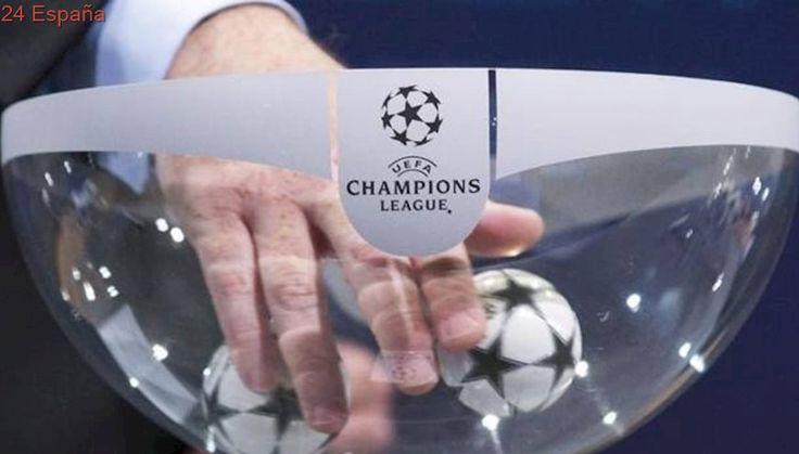 Cuándo, horario y dónde ver el sorteo de la fase de grupos de la Champions League