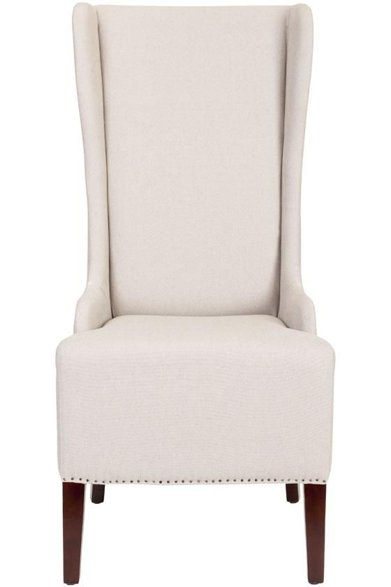 Phillips High Back Chair   Accent Chairs   Living Room Furniture   Furniture