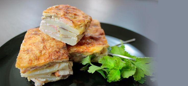 Γρήγορη και νόστιμη πατατόπιτα!