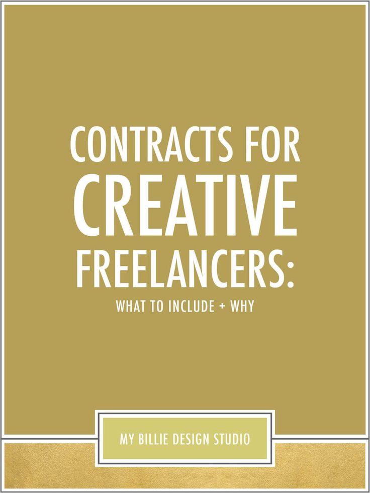 Contracts for creative freelancers: what to include on your contract and why, plus a breakdown of the exact information I include and my favorite tools to create, deliver and e-sign my client contracts.