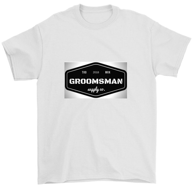 Glidan Mens Groomsman Tee