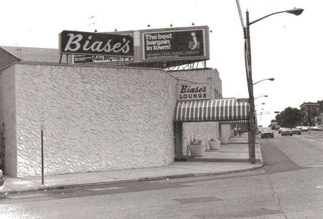 Restaurants Italian Near Me: Biase's Lounge On Bloomfield Avenue In Newark Is Shown In