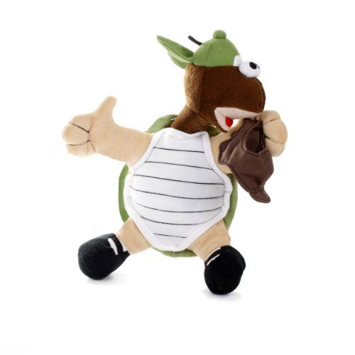 Knight Pet Plush Turtle Baseball Referee Toy 11Inch -- Want to know more, click on the image.(This is an Amazon affiliate link and I receive a commission for the sales)