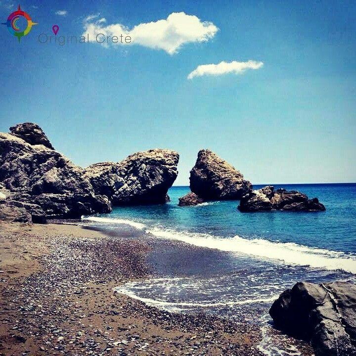 Spilia tou listi #beach #Crete #summer #OriginalCrete