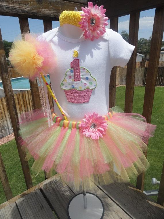 Piper's 1st Birthday Tutu!! :)