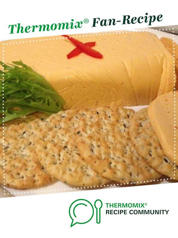 Vegan Cashew Cheese Sliceable Recipe Vegan Cashew Cheese Thermomix Recipes Vegan Cheese