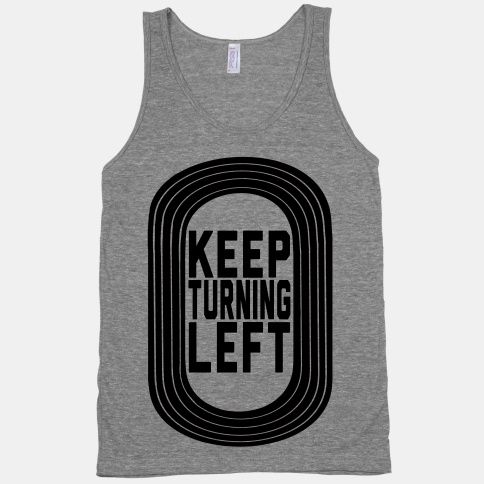 Track: Keep Turning Left | HUMAN | T-Shirts, Tanks, Sweatshirts and Hoodies