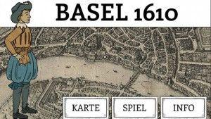 Mehr Lust am Museumsbesuch dank Computerspielen #Basel1610
