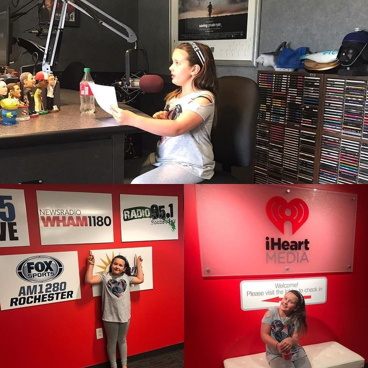 Listen for our new commercial on  I  Radio stations 95.1 Brother Wease Show and 1180 WHAM Bob Lonsberry show. Our  Aubrey and I had a blast recording them! #teamtrinity #radiostar #GAF #masterelite