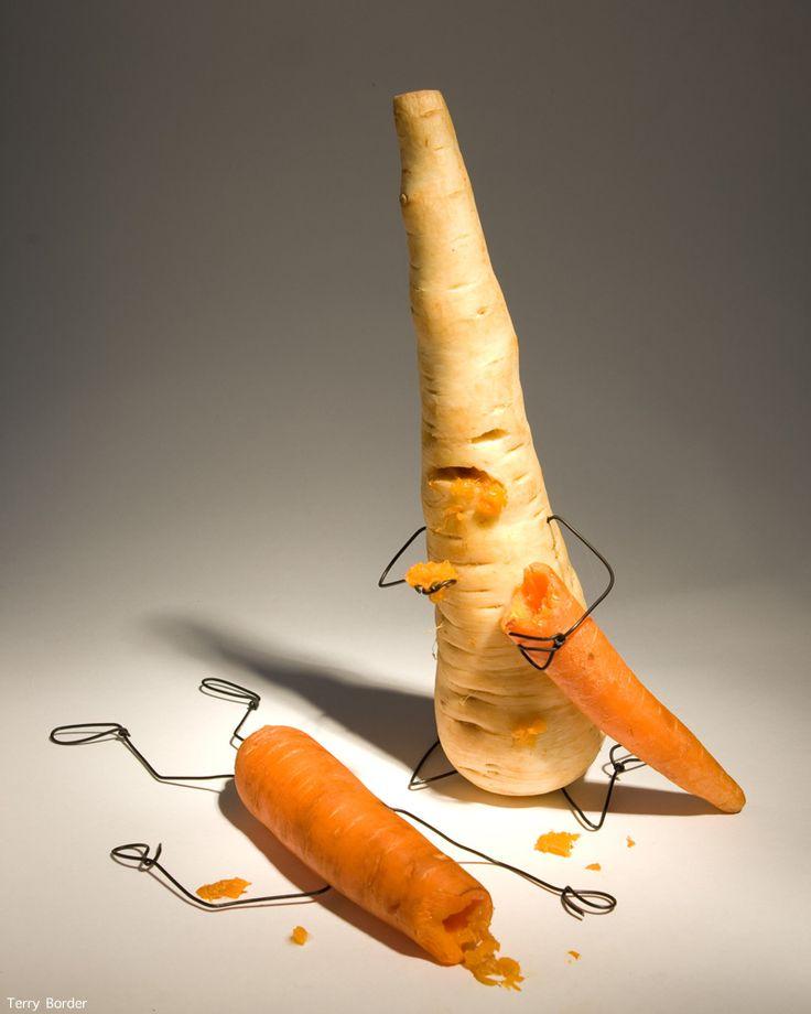carrot on carrot violence