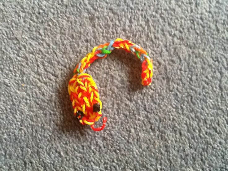 I made this, it is a snake charm :)