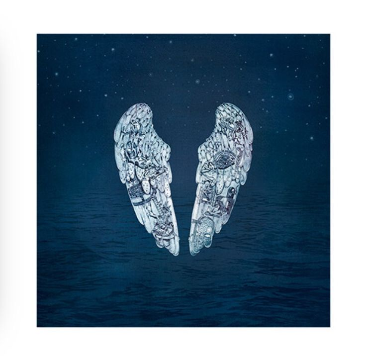 "This is one of Coldplay's album called ""Ghost Stories"". I decided to post this for the music assignment because Coldplay is one of my all time favourite bands and this is my favourite album. I listen to them all the time."