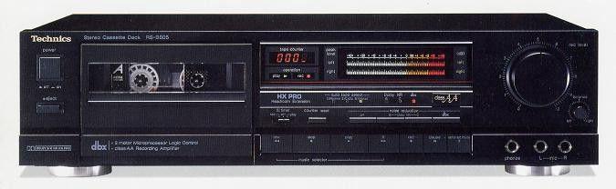 Technics RS-B605 (1987)