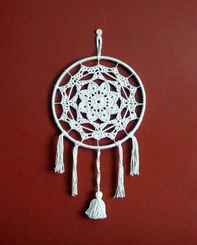 Dream Catcher: now with tute by mrsflibble