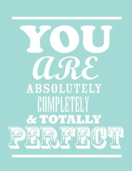 Origami Owl thinks YOU are perfect!