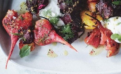 Eat Your Beets (Crush Them First)