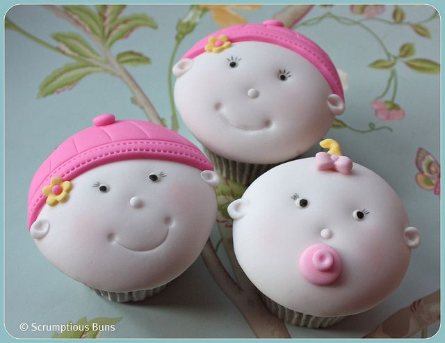 Baby Girl by Scrumptious Buns (Samantha), via Flickr