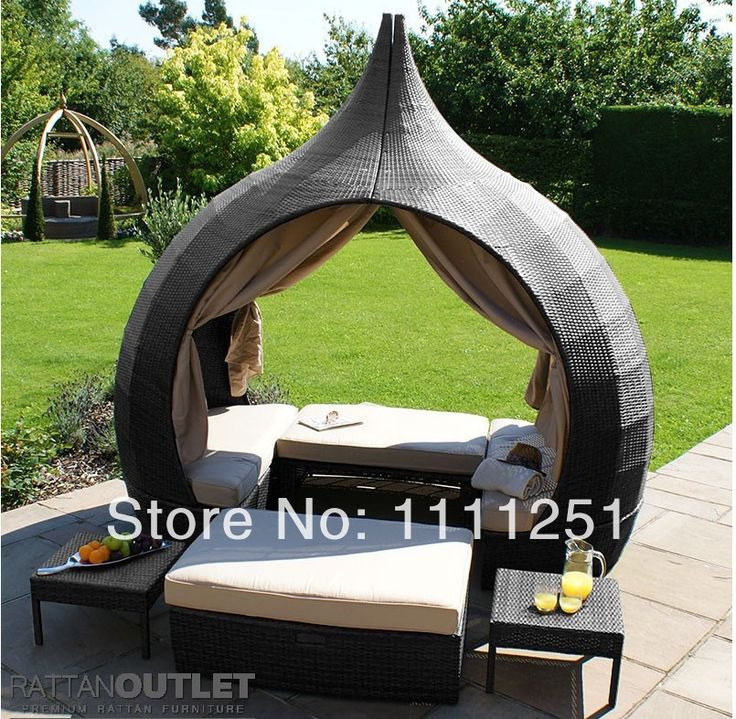 Buy 2014 Latest Designs Wicker Daybed